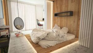 phòng ngủ không giường (5)