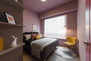 phòng ngủ màu hồng (10)