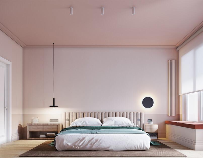 phòng ngủ màu hồng (13)