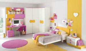 phòng ngủ màu hồng (2)