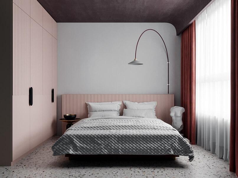 phòng ngủ màu hồng (4)