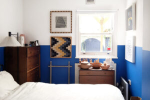 phòng ngủ màu xanh da trời (5)