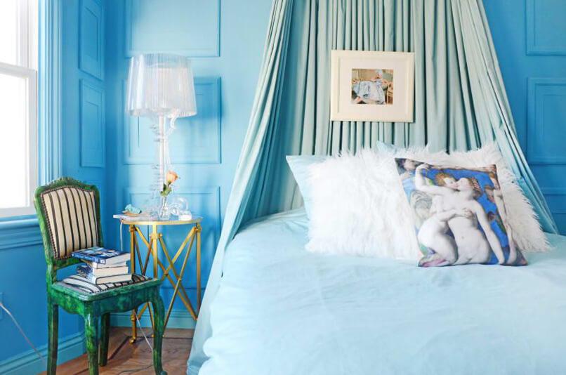 phòng ngủ màu xanh da trời (7)