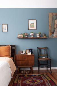 phòng ngủ màu xanh da trời (8)