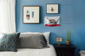 phòng ngủ màu xanh da trời (9)