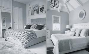 sơn phòng ngủ màu xanh da trời (1)