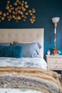 sơn phòng ngủ màu xanh da trời (6)