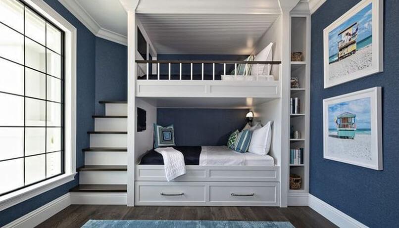 thiết kế giường tầng (1)