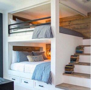thiết kế giường tầng (10)