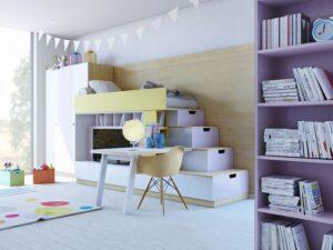 thiết kế giường tầng (13)
