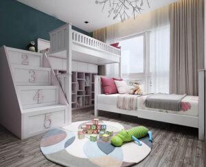 thiết kế giường tầng (16)