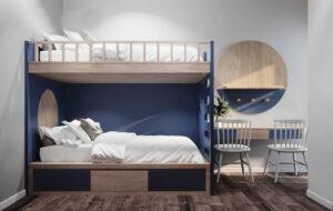 thiết kế giường tầng (2)