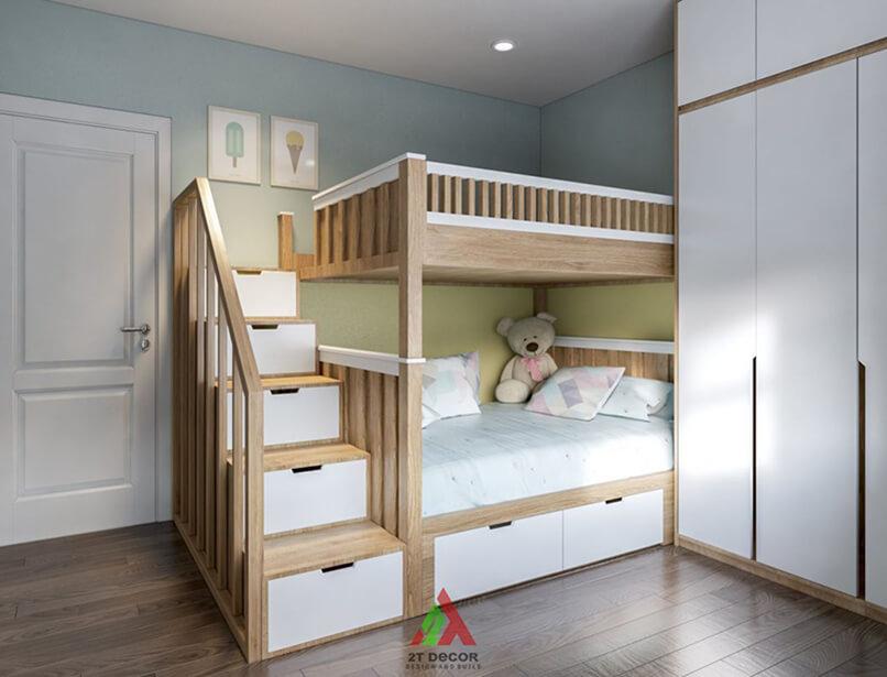 thiết kế giường tầng (3)