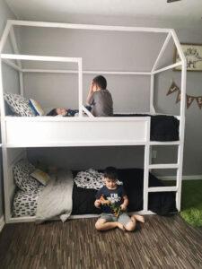 thiết kế giường tầng cho trẻ em (11)
