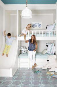 thiết kế giường tầng cho trẻ em (12)