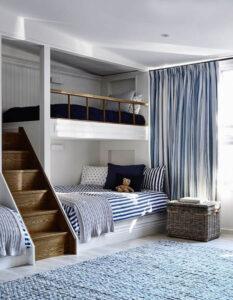 thiết kế giường tầng cho trẻ em (5)
