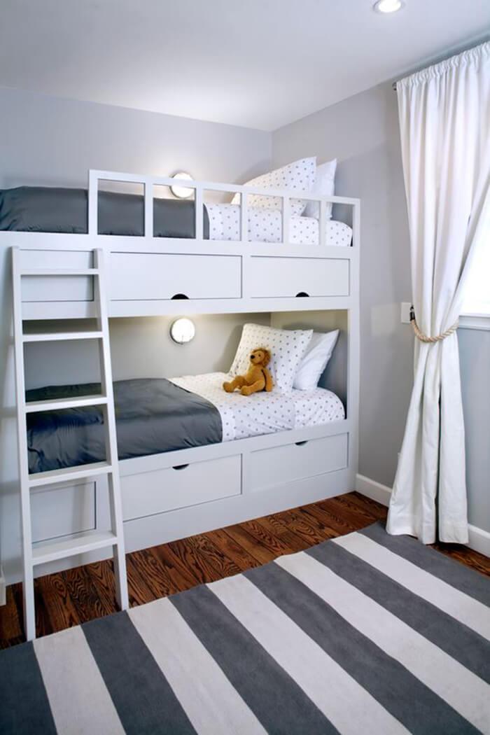 thiết kế giường tầng cho trẻ em (9)
