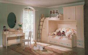 thiết kế giường tầng thông minh (8)