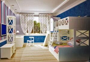 thiết kế giường tầng thông minh (9)