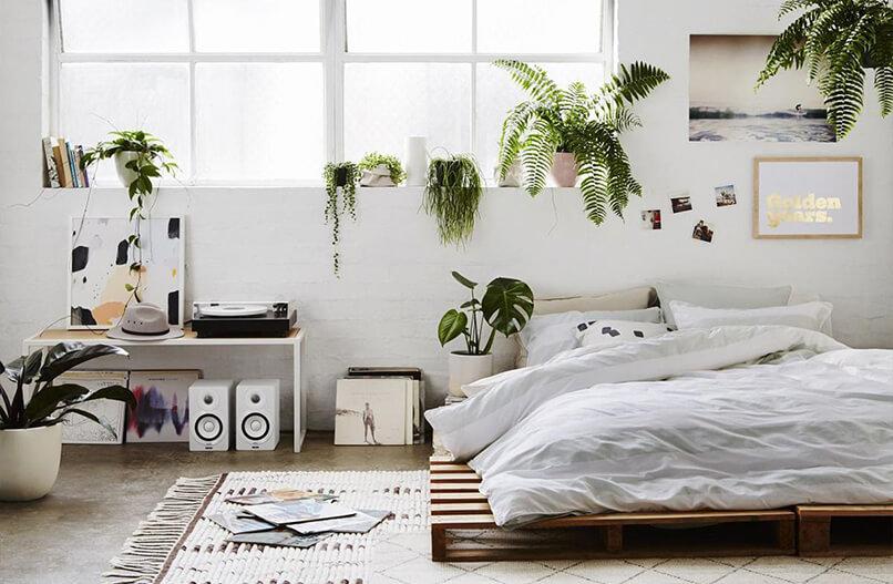 thiết kế phòng ngủ không cần giường (13)
