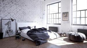 thiết kế phòng ngủ không cần giường (3)