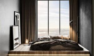 thiết kế phòng ngủ không cần giường (7)