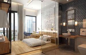 thiết kế phòng ngủ không cần giường (8)