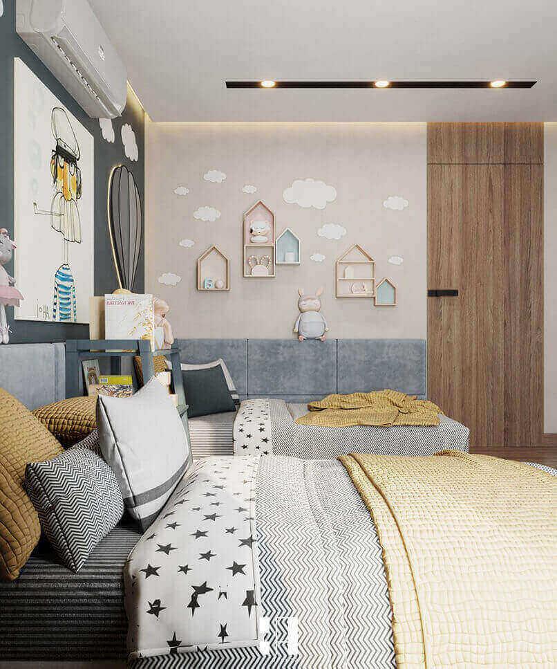 tranh vẽ tường phòng ngủ (13)